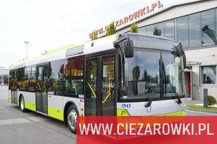 городской автобус SOLBUS Solcity 12 LNG , 26 + 1 seats , 80 persons , city bus , LIKE NEW