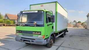 автофургон DAF 45.130 Ti 6 Cylinders Euro 2 Spring-Spring