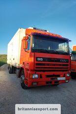 авторефрижератор DAF 95 360 ATI left hand drive ZF manual pump 19 ton
