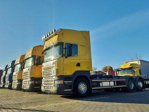 грузовик шасси SCANIA R 440 / PDE ADBLUE / 6X2 / BDF - 7,2 M / RETARDER / EURO 6