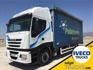 грузовик штора IVECO AS440S45T/P