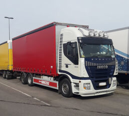 грузовик штора IVECO Stralis AS260S500  6x2