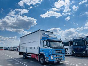 грузовик штора VOLVO FM 340 Tentas su bortu