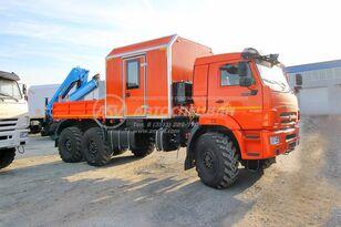 новый кунг КАМАЗ 43118-3086-50