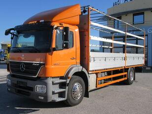 тентованный грузовик MERCEDES-BENZ 1833 L AXOR /EURO 5