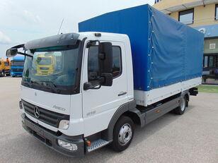 тентованный грузовик MERCEDES-BENZ 816 ATEGO