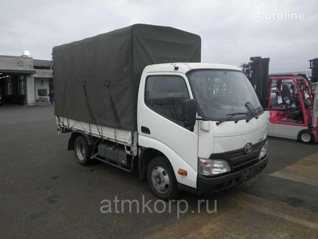 тентованный грузовик TOYOTA DYNA TRC600