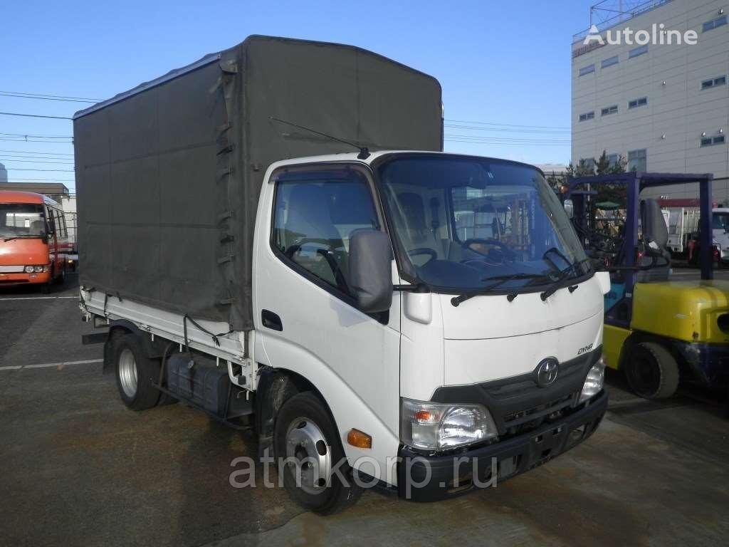 тентованный грузовик TOYOTA  DYNA XZC605
