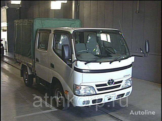 тентованный грузовик TOYOTA TOYOACE TRY230