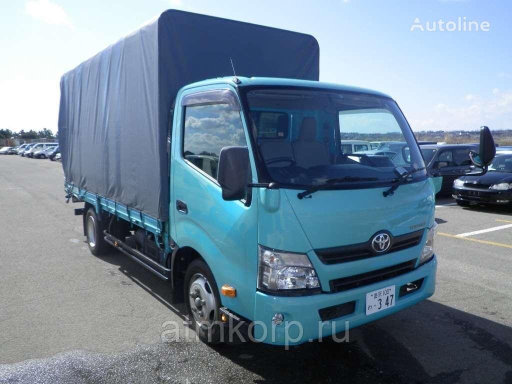 тентованный грузовик TOYOTA TOYOACE XZC710