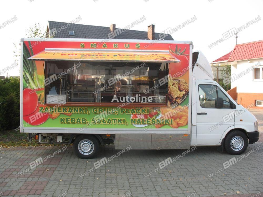 новый торговый грузовик BMGRUPA Food Truck, zabudowa na pojeździe