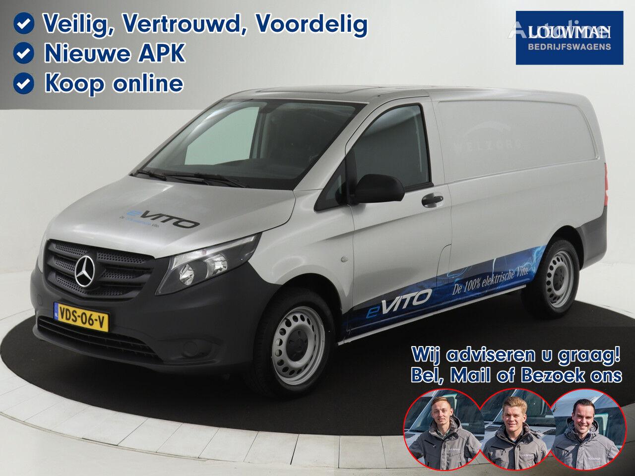 микроавтобус фургон MERCEDES-BENZ eVito eVito Lang Launch Edition volledig elektrische Vito | airc