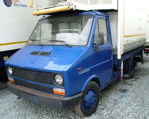 другая аэродромная техника IVECO Fiat 49-10 Catering Truck