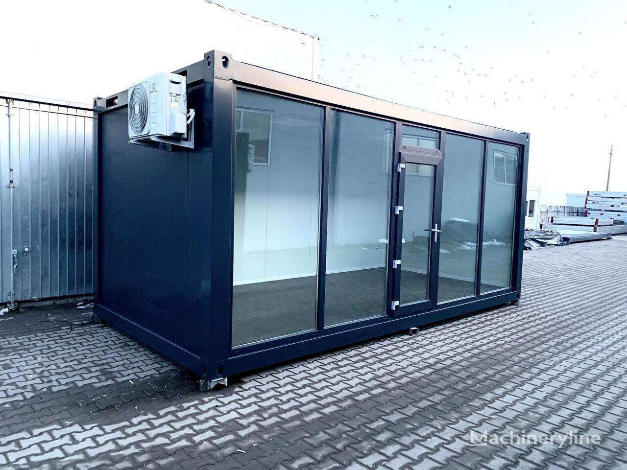 офисно-бытовой контейнер Demcar