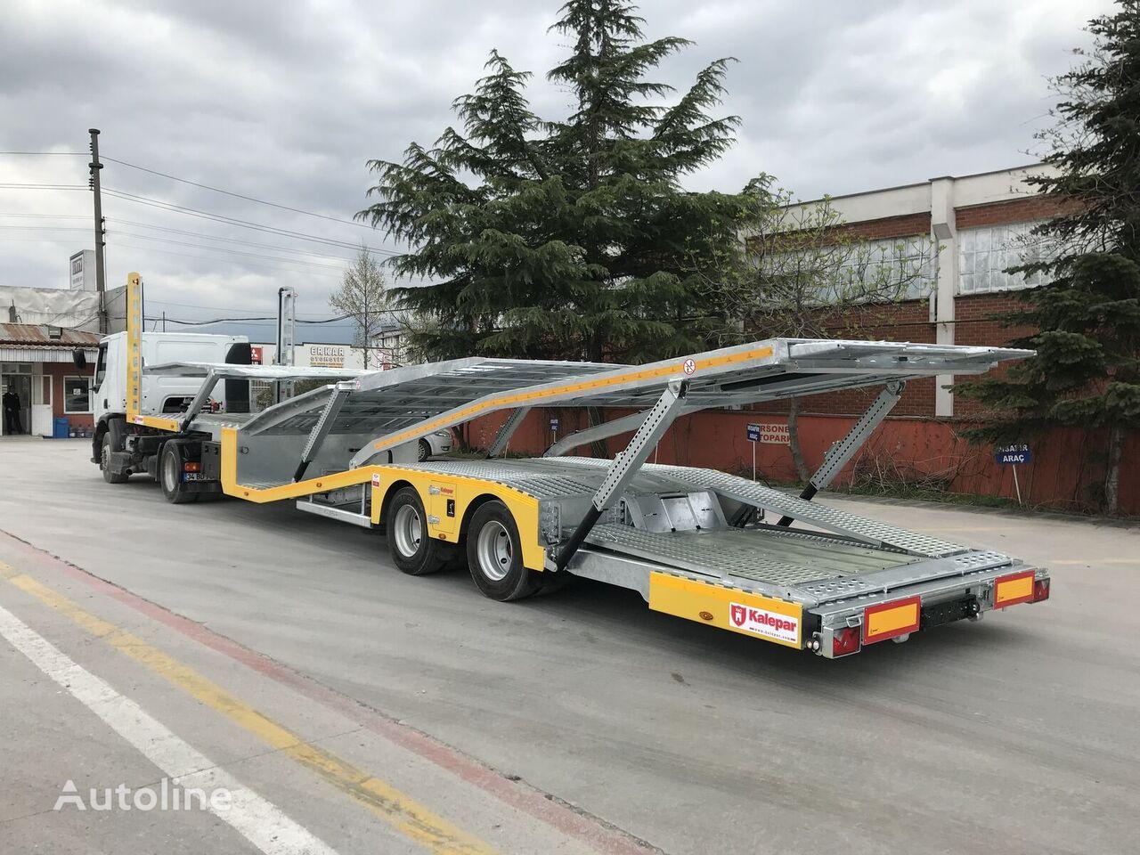 новый полуприцеп автовоз Kalepar KLP 228V6 CAR CARRIER