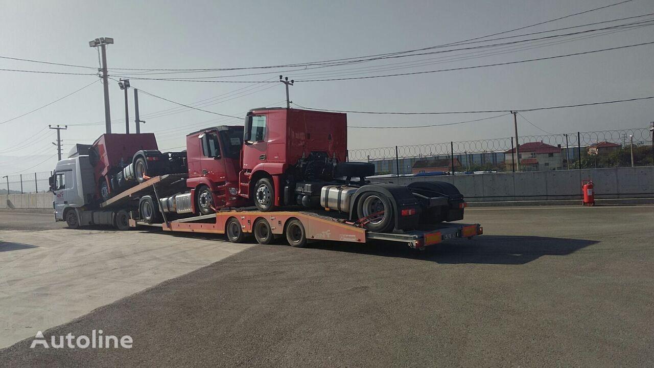 новый полуприцеп автовоз Kalepar KLP 334V2 Truck Carrier