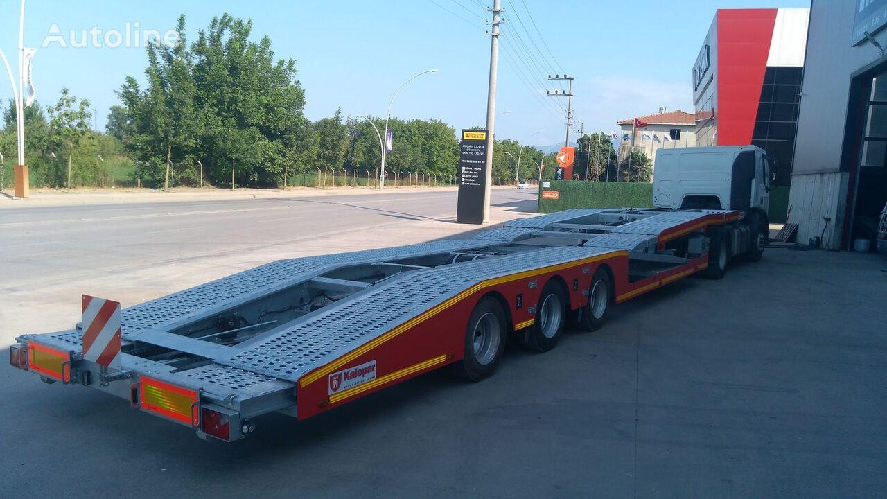 новый полуприцеп автовоз Kalepar KLP334v1 TRUCK CARRIER