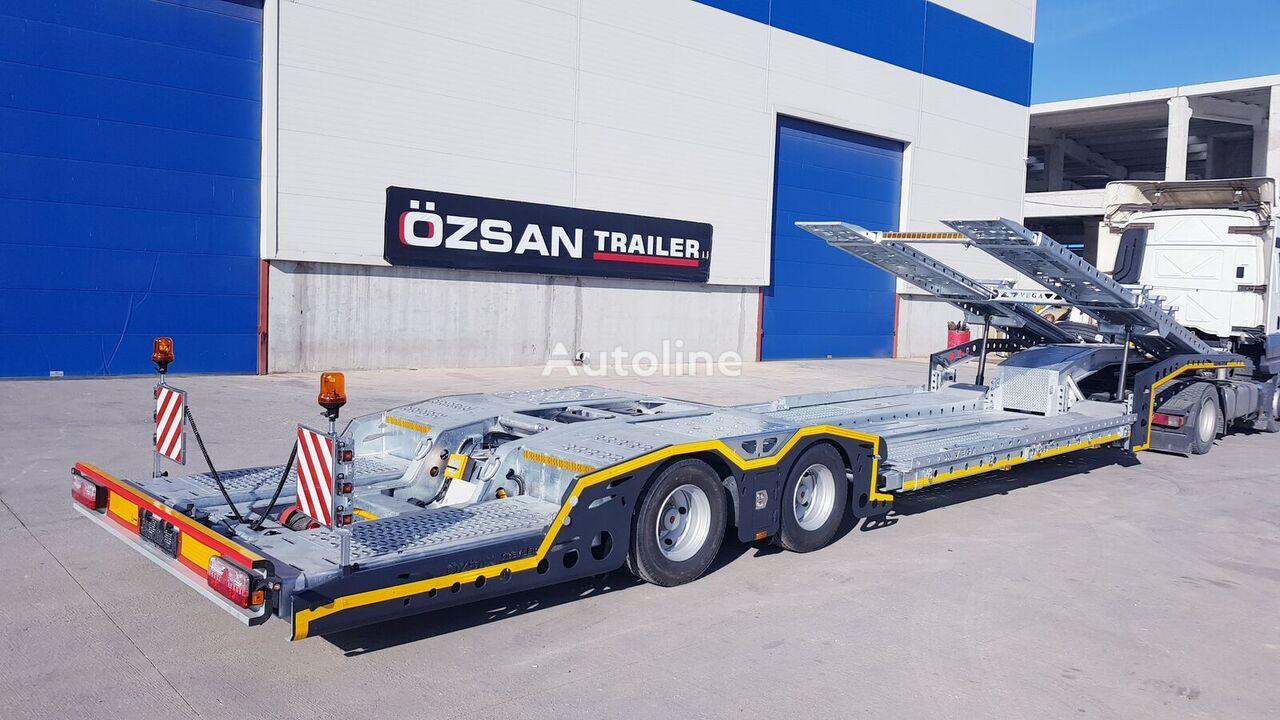 новый полуприцеп автовоз OZSAN TRAILER 2 AXLE (VEGA-MAX) TRUCK CARRIER