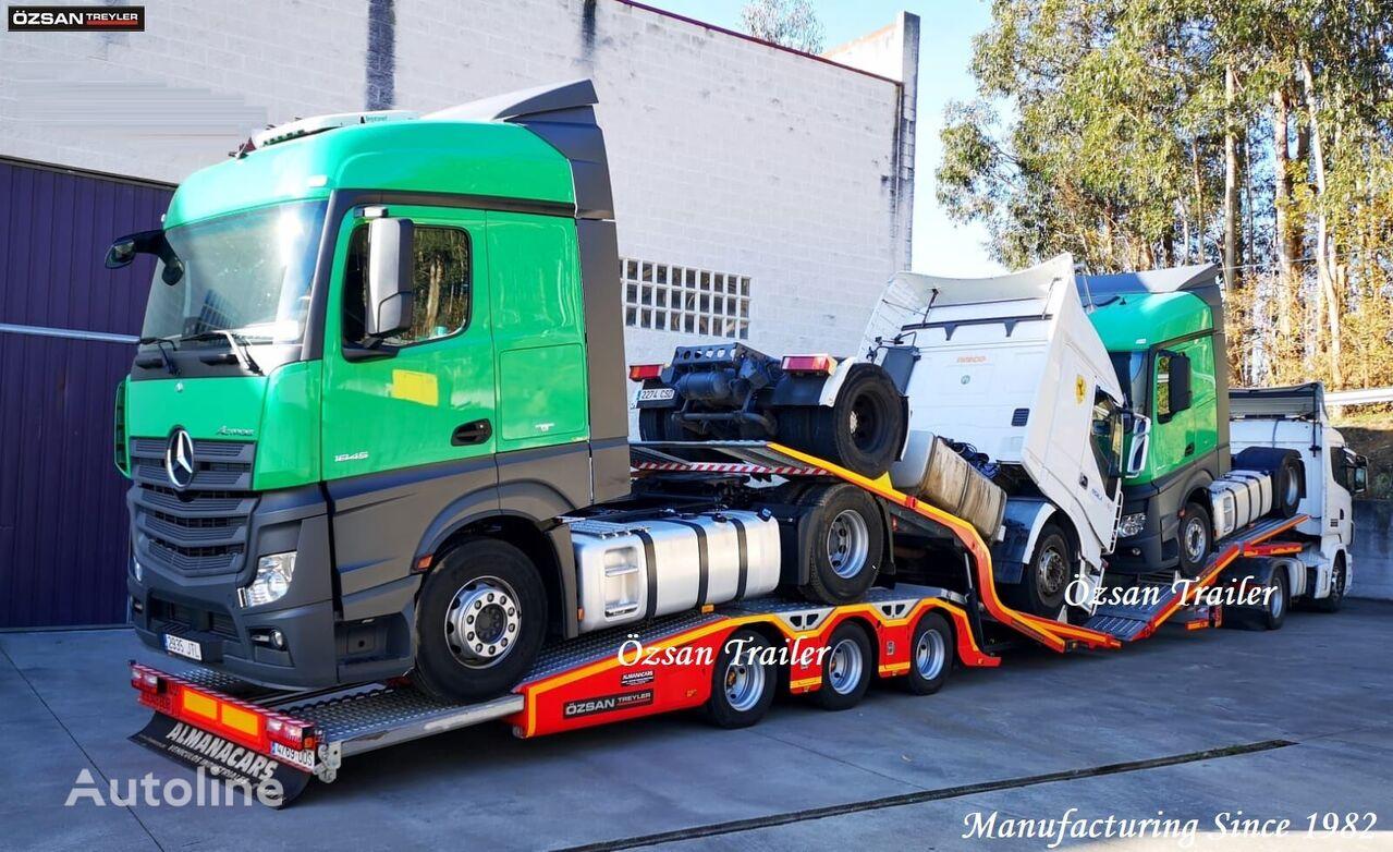 новый полуприцеп автовоз OZSAN TRAILER 3 AXLE (ALPHA) TRUCK CARRIER