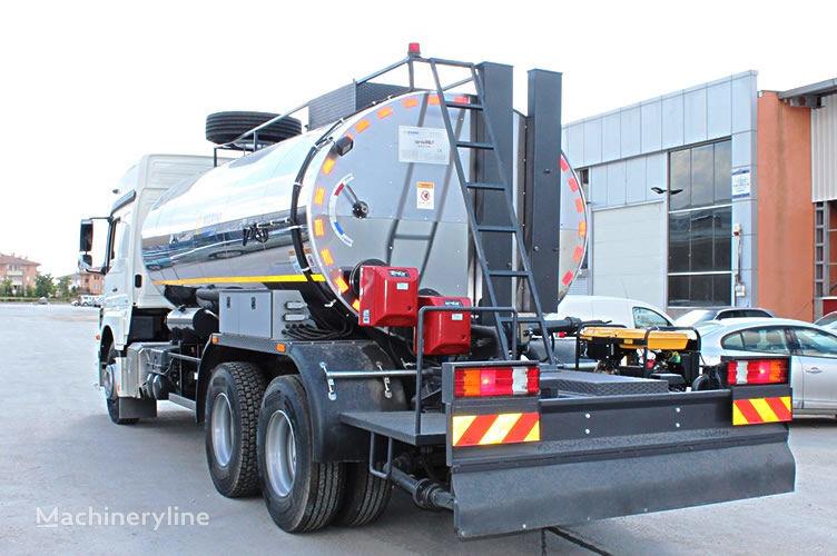 новый автогудронатор MARINI SprayFALT автогудронатор 14m3