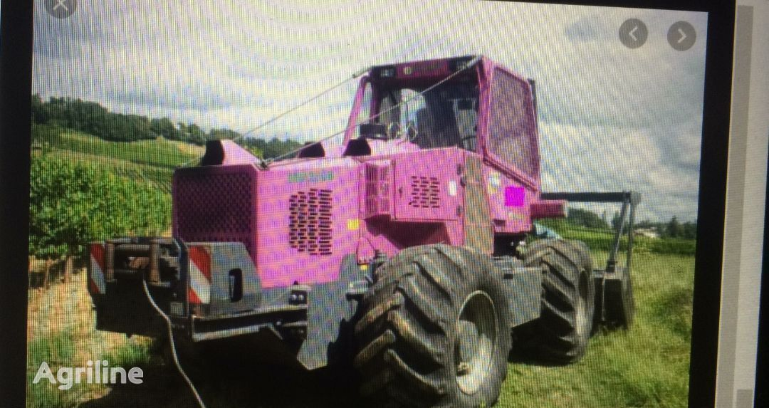 трелевочный трактор Merlo MM280B по запчастям