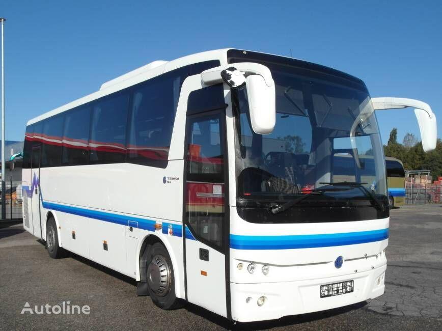туристический автобус TEMSA MD 9/EURO 5/WC/510/411 HD/Opalin /36 Sitze/TV/