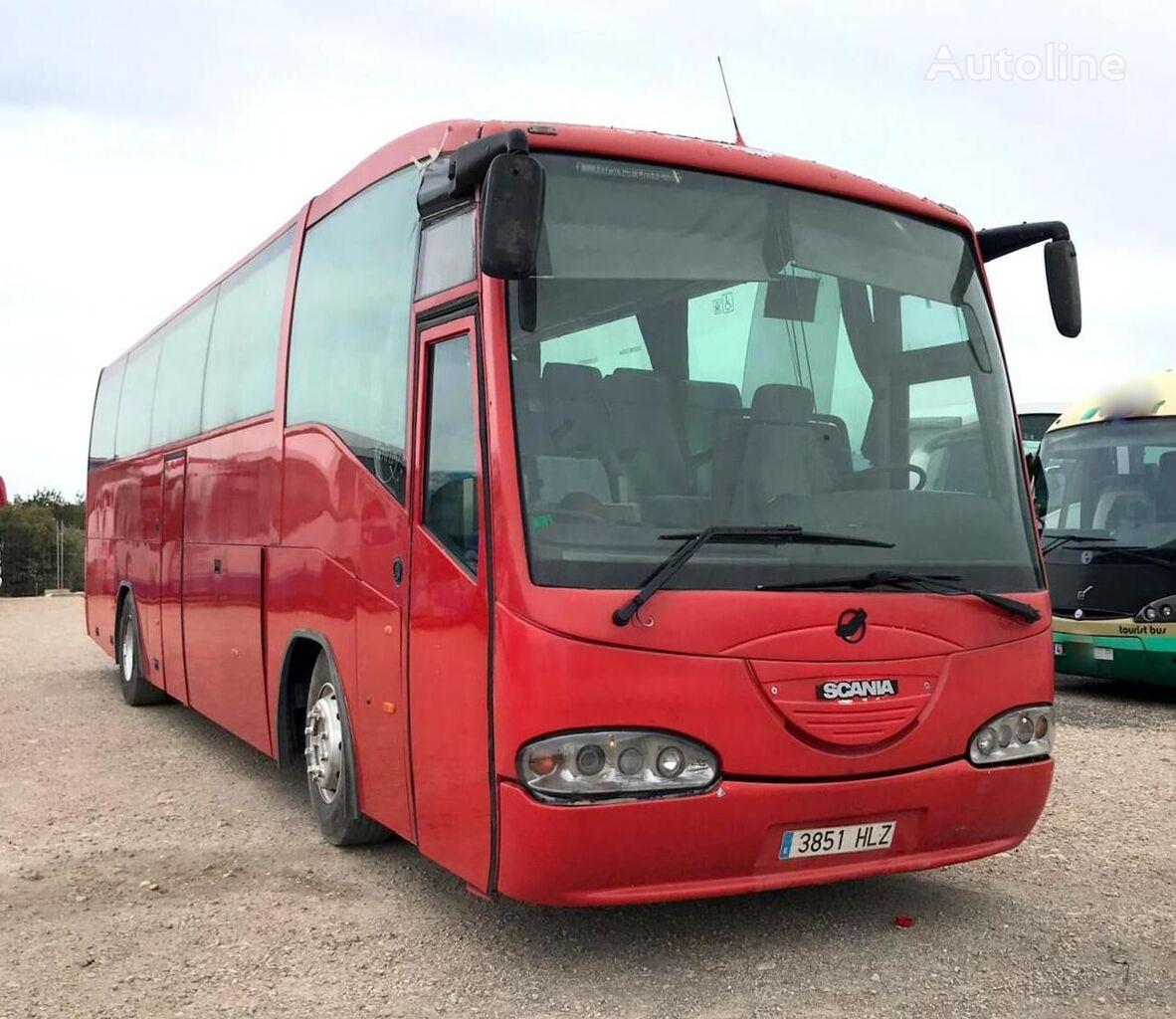 туристический автобус SCANIA  K124 - IRIZAR CENTURY II