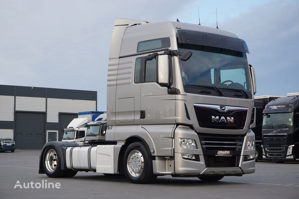 тягач MAN TGX / 18.500 / EURO 6 / ACC / RETARDER / XXL /  MEGA / LOW DECK