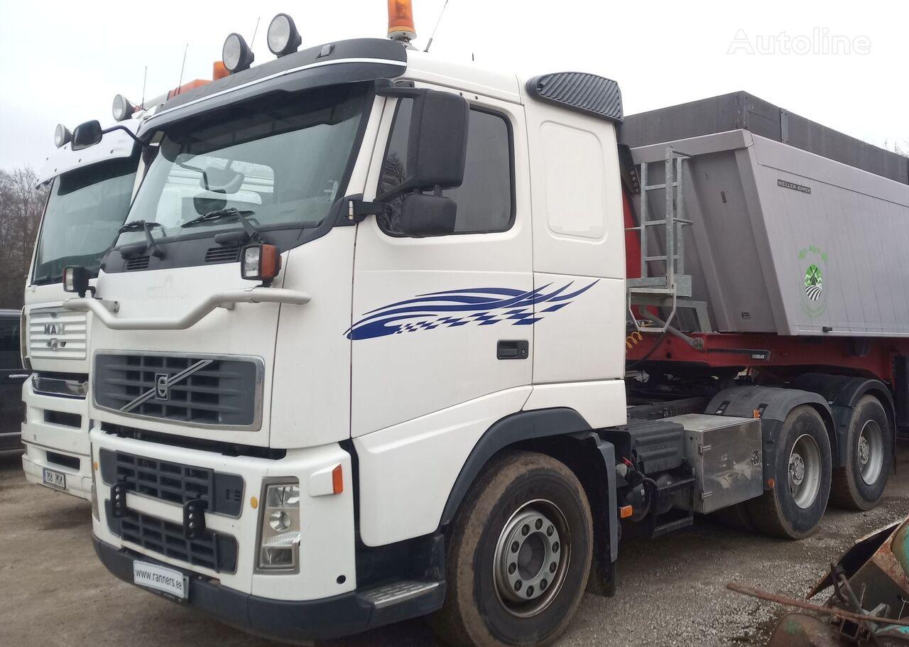 тягач VOLVO FH 6x4 tractor+ hydro, manual
