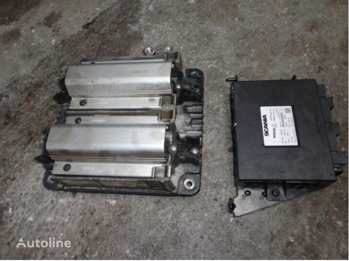 блок управления SCANIA R, P, G, L, series EURO5, EURO 5 XPI ignition set, ECU EMS + Coo для тягача SCANIA R, P, G, L series
