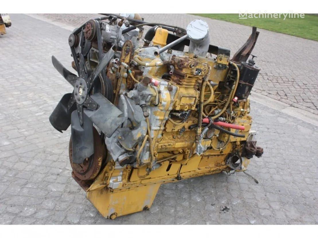 двигатель CATERPILLAR 3406 для катка CATERPILLAR