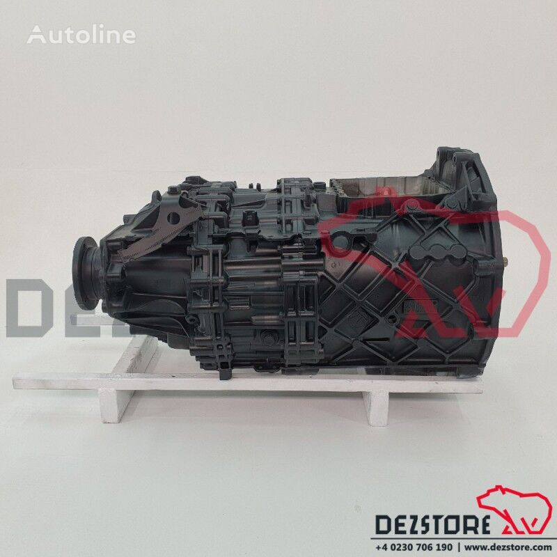 КПП (81320036882) для тягача MAN TGX