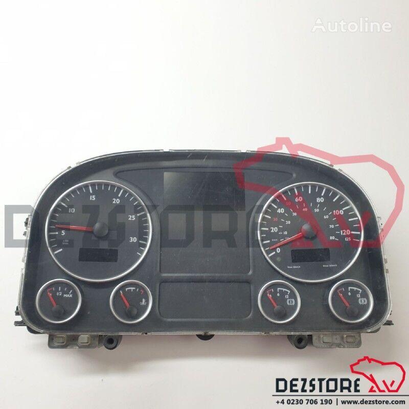 панель приборов Ceasuri de bord (81272026227) для тягача MAN TGX