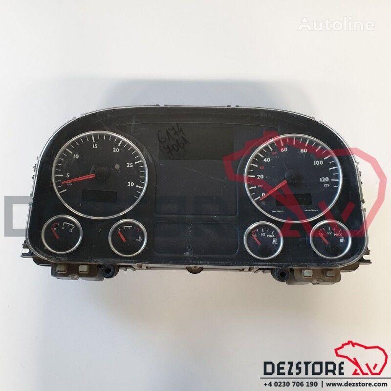 панель приборов Ceasuri de bord (81272026128) для тягача MAN TGA