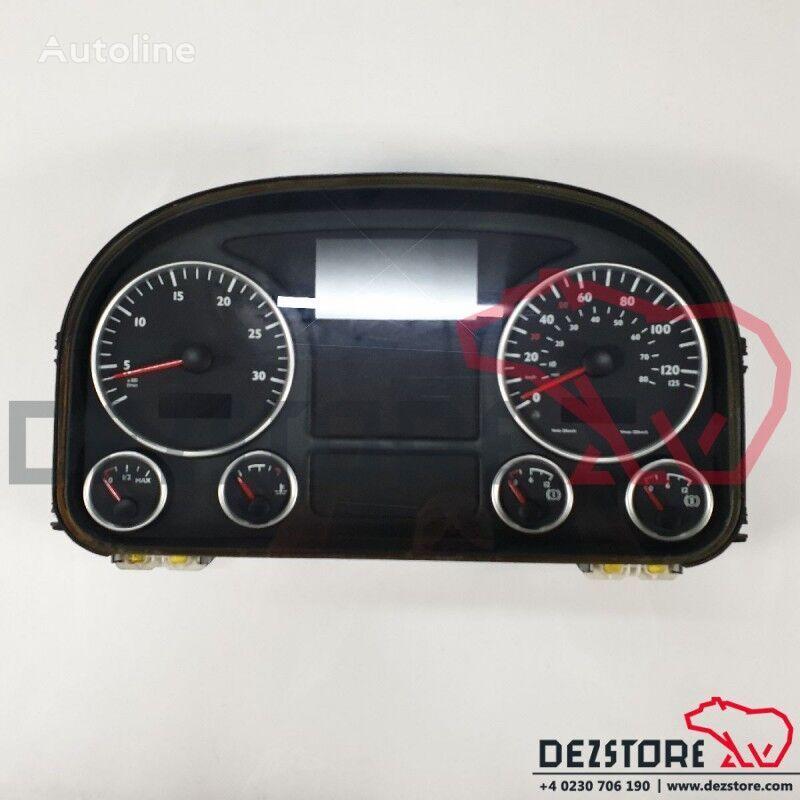 панель приборов Ceasuri de bord (81258077121) для тягача MAN TGX