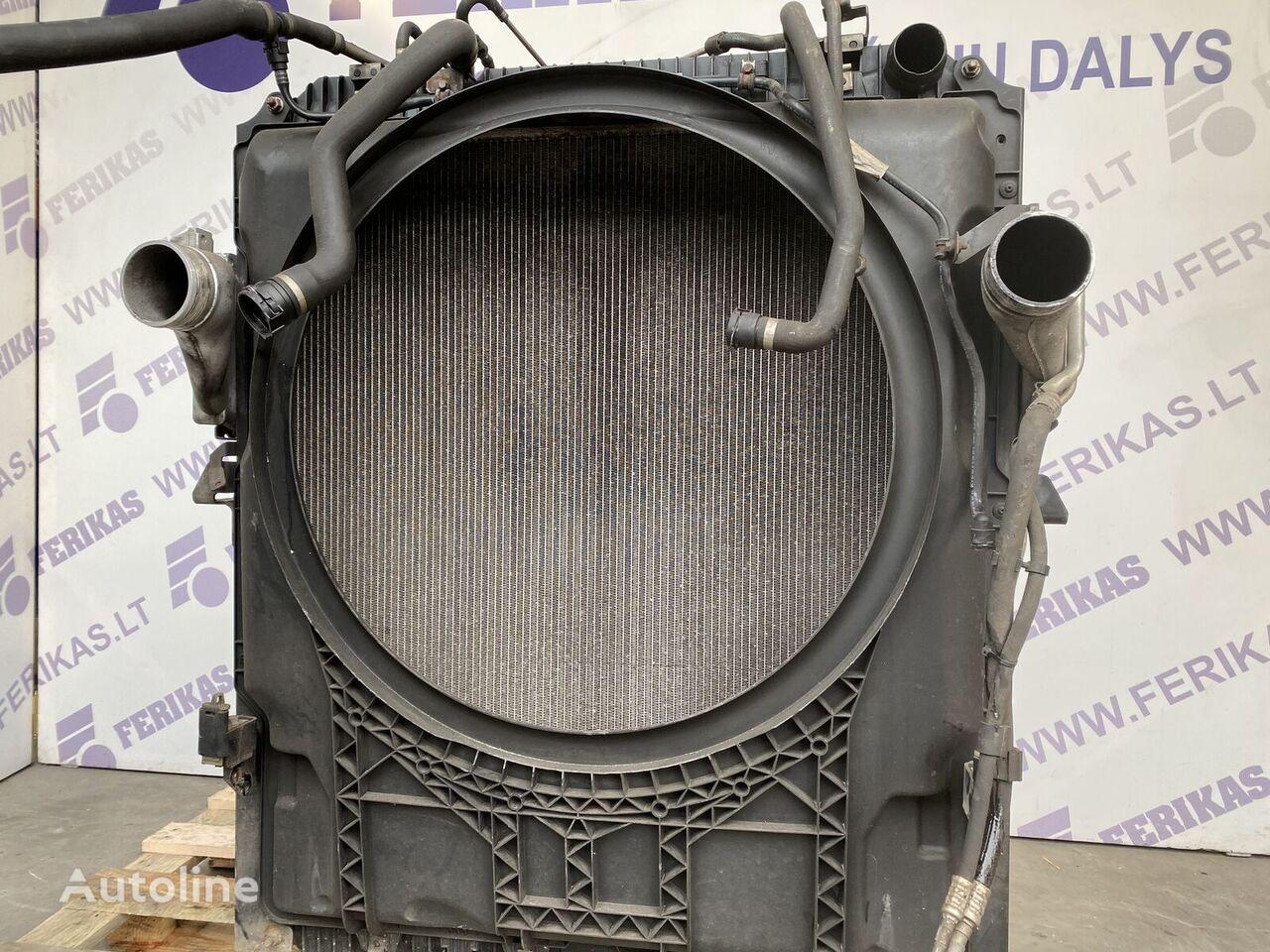 радиатор охлаждения двигателя для тягача MERCEDES-BENZ Actros MP4