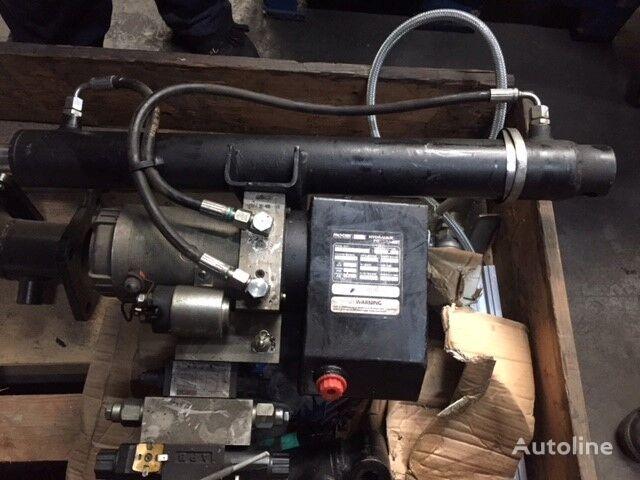 самосвальная система DIV. Hydraulische unit для грузовика